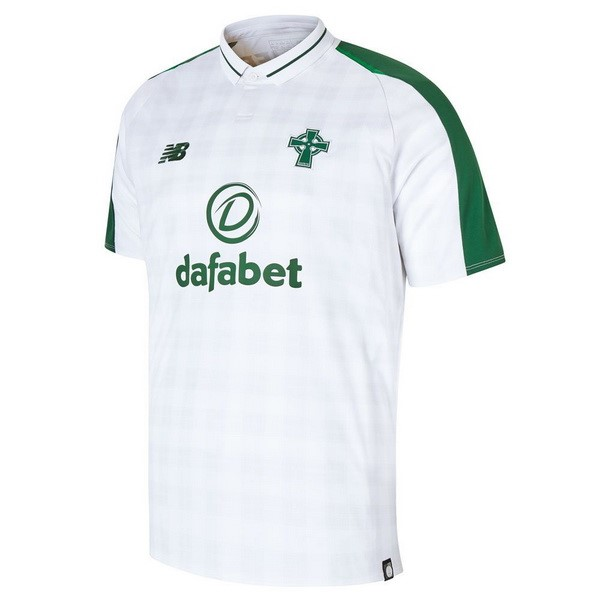 Camiseta 2ª Kit Celtic 2018 2019 Blanco